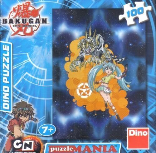 Puzzle 100: Bakugan Runo and Tige