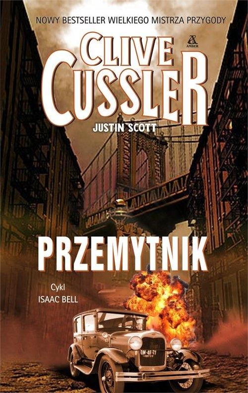 Przemytnik Cussler Clive, Scott Justin