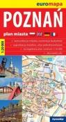 Poznań plan miasta 1:20 000