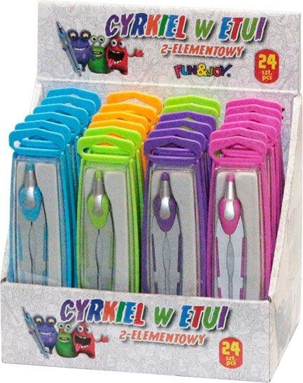 Cyrkiel Fun&Joy 2 elementy (284549)