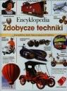 Encyklopedia Zdobycze techniki (Uszkodzona okładka) praca zbiorowa