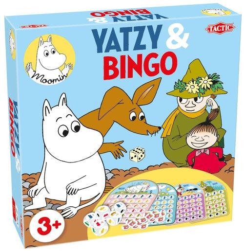 Muminki Yatzy i Bingo
