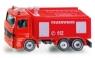 Siku 10 - Wóz strażacki z pompą - Wiek: 3+ (1034)
