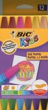 Kredki pastele olejne Bic Kids 12 kolorów
