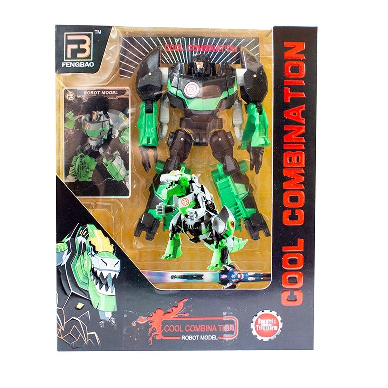 Robot transformujący - dinozaur (110349)