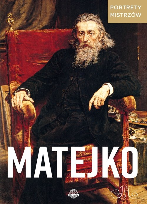 Portrety mistrzów Matejko Ristujczina Luba