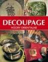 Decoupage Wzory orientalne