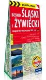 Beskid Śląski i Żywiecki - foliowana mapa turystyczna 1:50 000