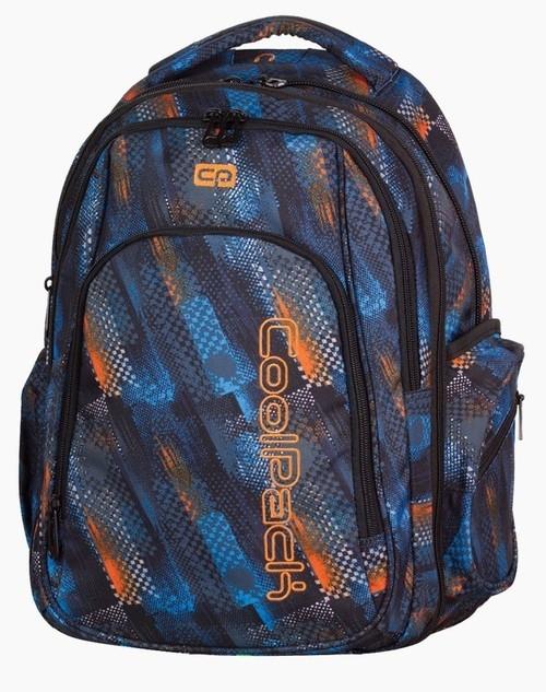 Plecak młodzieżowy CoolPack Maxi Tire Tracks  32L