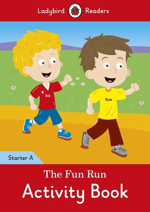 The Fun Run Activity Book