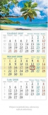 Kalendarz trójdzielny 2018 - Lato KT14