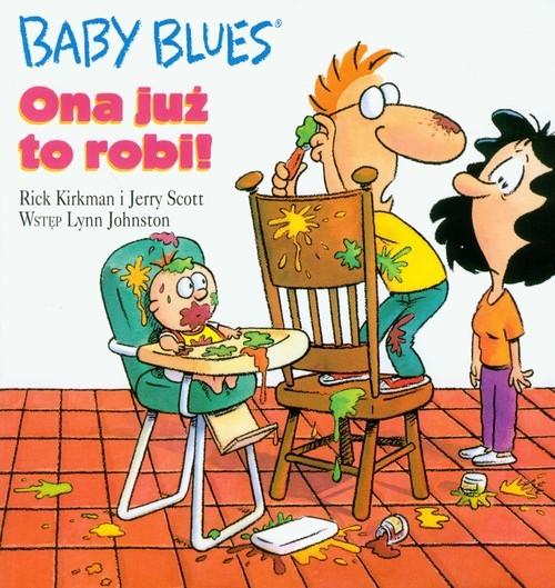 Baby blues 2 Ona już to robi! Kirkman Rick, Scott Jerry
