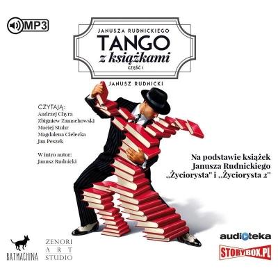 Janusza Rudnickiego tango z książkami cz.1 CD Janusz Rudnicki