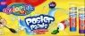 Farby plakatowe w tubach Colorino Kids 30 ml 12 kolorów (57349PTR)