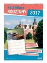 Kalendarz 2017 ścienny - Kalendarz rodzinny