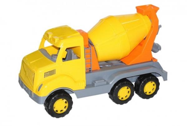 Osiłek samochód betoniarka (37350)