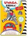 Uwaga, zebra! Kodeks drogowy przedszkolaka 3-4 lat
