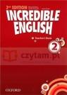 Incredible English 2ed 2 TB