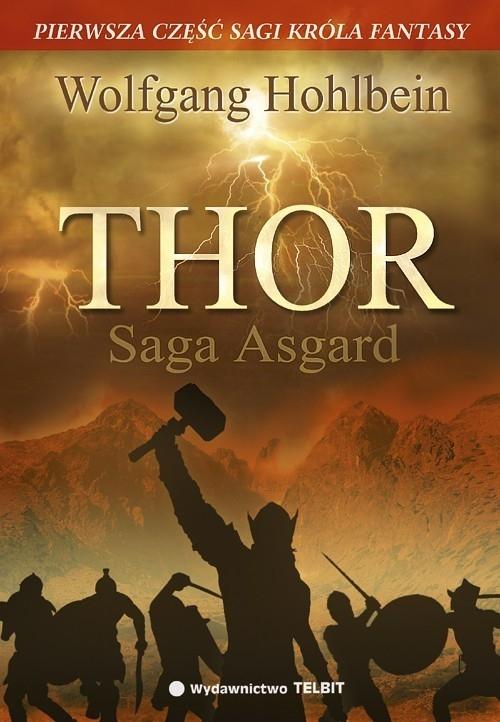 THOR Saga Asgard Hohlbein Wolfgang