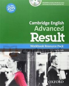 Cambridge English Advanced Result 2015 Workbook Kathy Gude
