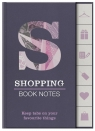 Book Notes - Shopping - znaczniki zakupy