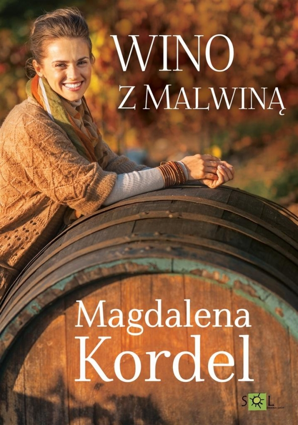 Wino z Malwiną Kordel Magdalena