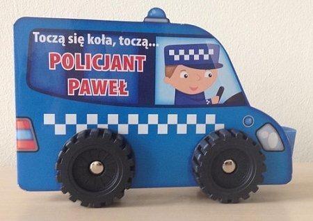Toczą się koła Policjant Paweł