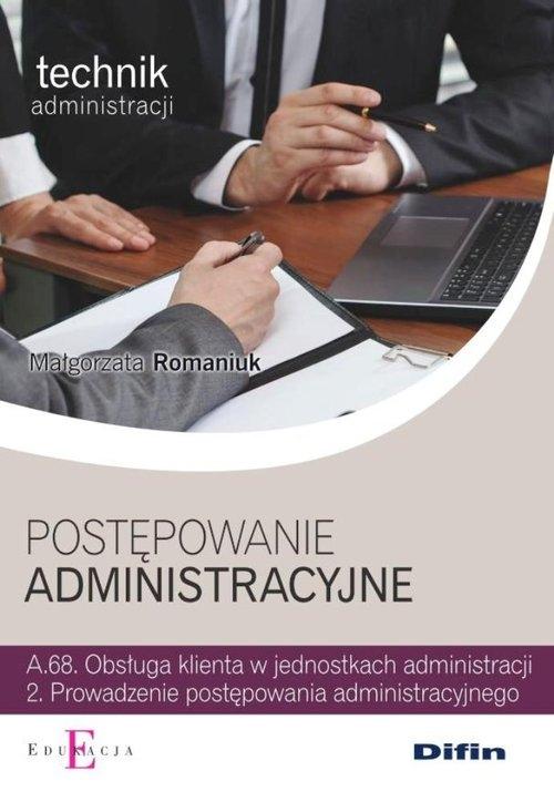 Postępowanie administracyjne Romaniuk Małgorzata