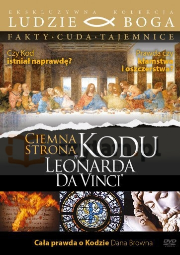 06. Ciemna strona Kodu Leonarda Da Vinci Garrigo Andres