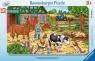 Puzzle ramkowe 15: Szczęśliwe życie na farmie (6035)