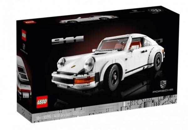 Klocki  Creator Expert 10295 Porsche 911 (10295)