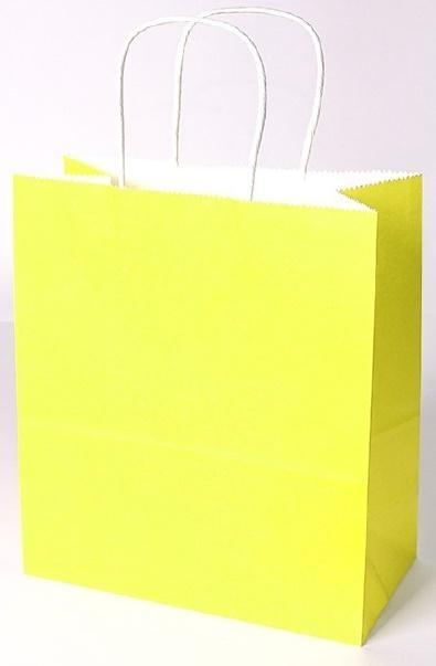 Torebka ekologiczna M żółta 0222-02