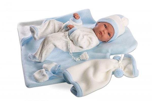 Lalka Pipo w niebieskiej piżamie (63535)