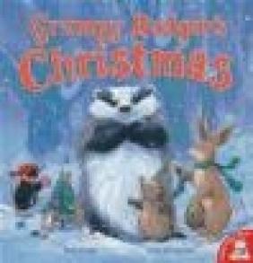 Grumpy Badger's Christmas Paul Bright