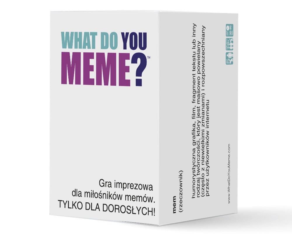 What Do You Meme? - imprezowa gra dla dorosłych - polska edycja (EP04135)