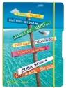 Notatnik PP my.book Flex A6/40 kartek w kratkę Reise (11415635)
