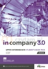 In Company 3.0 Upper-Intermediate SB Pack Mark Powell