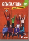 Generation B1 livre + cahier + CD + DVD