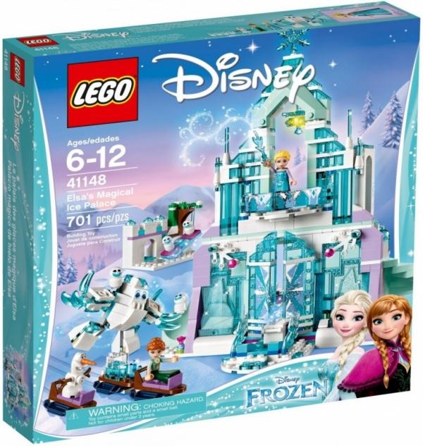 Lego Disney: Magiczny lodowy pałac Elsy (41148)