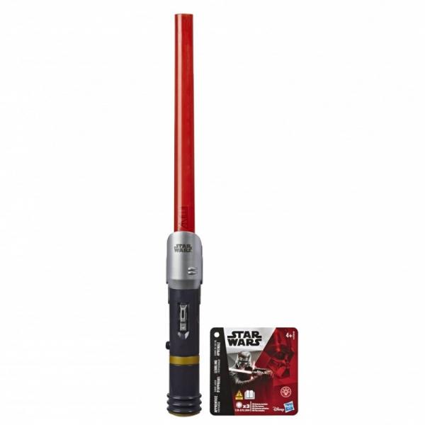 Miecz świetlny czerwony Star Wars (E3120/E4475)