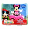 Klub Przyjaciół Myszki Miki Samochód Minnie autko różowe