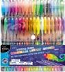 Długopisy żelowe Kidea - 36 kolorów (DRF-33352)