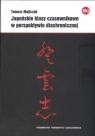 Japońskie klasy czasownikowe w perspektywie diachronicznej
