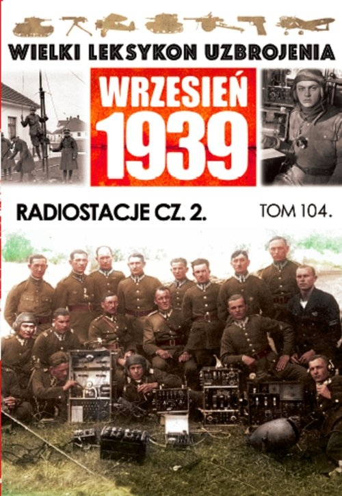 Wielki Leksykon Uzbrojenia Wrzesień 1939