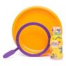 Tuban, zestaw do baniek mydlanych - obręcz + płyn 250 ml (3635)