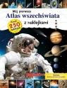 Mój pierwszy atlas wszechświata z naklejkami