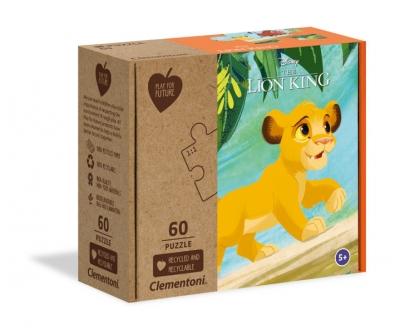 Puzzle 60el. Lion King