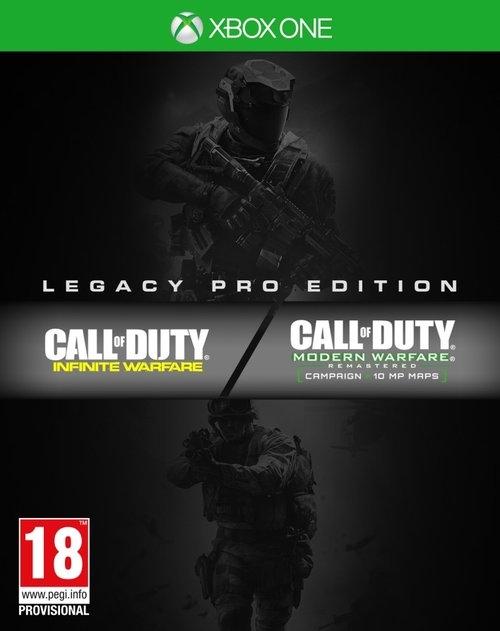 Call of Duty Infinite Warfare Edycja Legacy Pro Xbox One