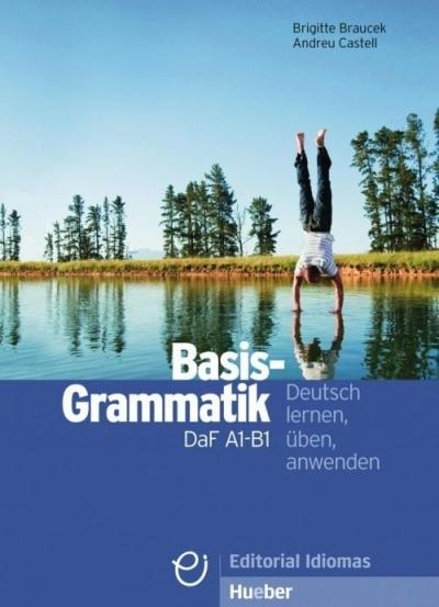 Basisgrammatik DaF A1/B1 HUEBER Brigitte Braucek, Andreu Castell