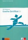 Mit Erfolg zum Goethe-Zertifikat C1 Testbuch +2 CD